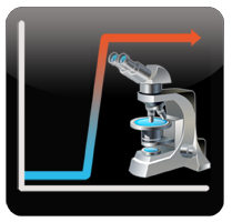 Fast temperature shifts for microscopy