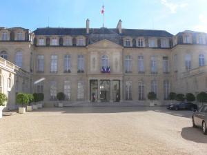 ELVESYS au _palais_de_l'Élysée
